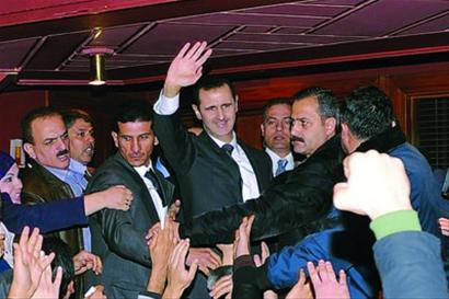 叙利亚总统 阿萨德 巴沙尔