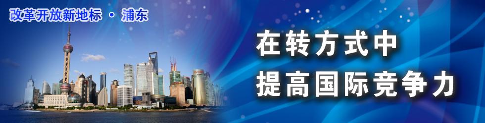 """上海市委书记韩正说:""""浦东是我国改革开放的一面旗帜,未来5年,上海要"""