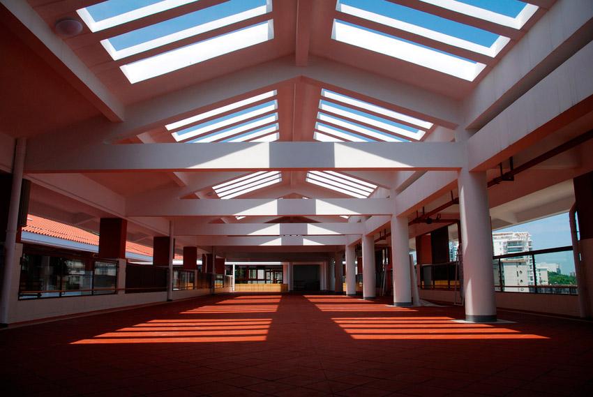 这是刚刚竣工的厦门大学幼儿园