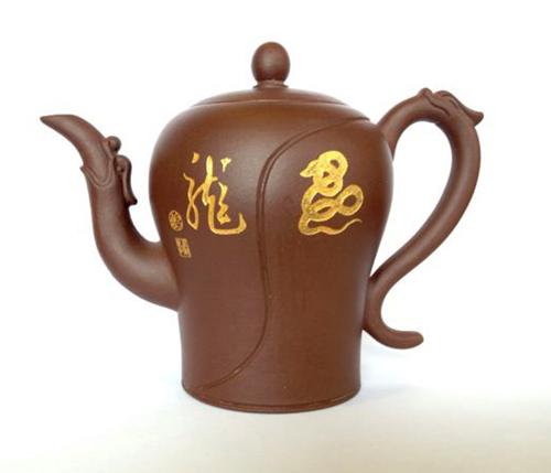 龙身蛇形太极壶:让文化遗产活起来