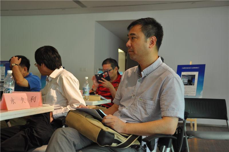 上海永久自行车公司总经理 陈海明