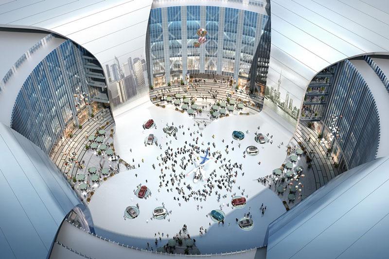统一、百胜入驻城市客厅 国家会展中心商业广