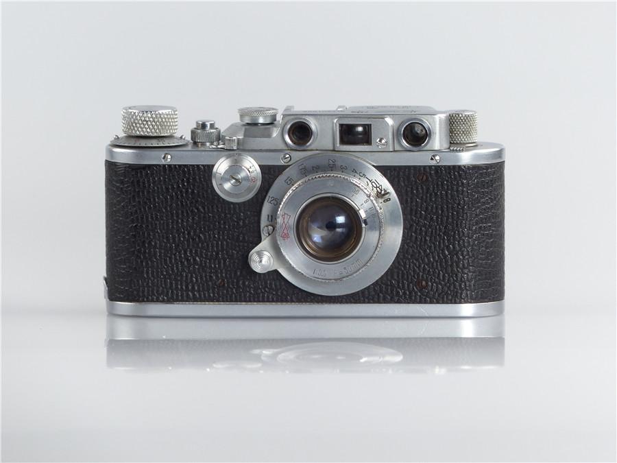 曾创造历史的上海牌58-i型照相机