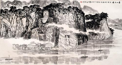 嘉州画院上海艺术中心在沪成立