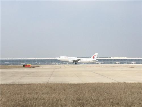 浦东机场第四跑道启用