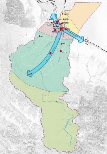 规划确定叶城的城市职能为:新疆和西藏之间具有重要战略地位的门户