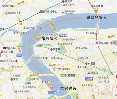 """""""滴滴出行""""方面在上海对水上交通进行了一次试水,乘客可尝鲜在秦皇岛"""