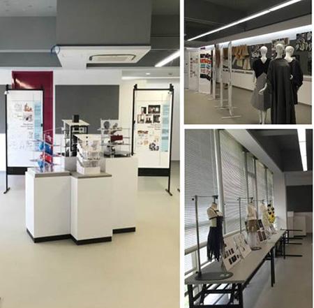 上海国际时尚创意学院举办学生创意作品展 展