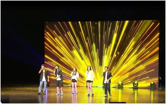 上海中芯高中等七校v高中举办a高中晚上河南省石桥商城县国际图片