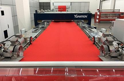 2016年中国国际纺织机械展览会在沪启幕 全球首款自动