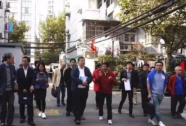 静安区共和新路街道:人大代表、政协委员走进
