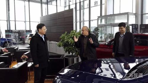 沪喀携手绘蓝图 立足产业助脱贫——上海援疆指挥部领导调研喀什市