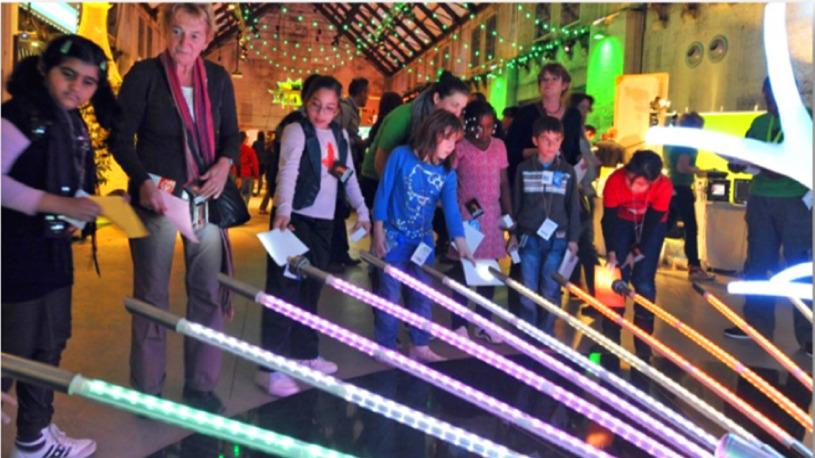 artmooi国际儿童多媒体互动体验展将亮相中国图片