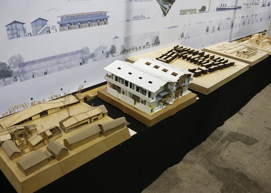 东华大学艺术设计毕业生作品面向社会展出(图)