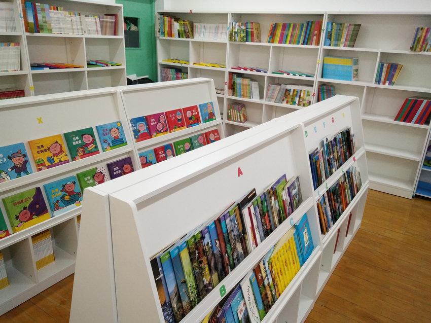 幼儿园自制图书工具
