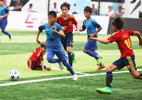西班牙足球联赛体系_西班牙足球甲级联赛英文_西班牙足球丁级联赛