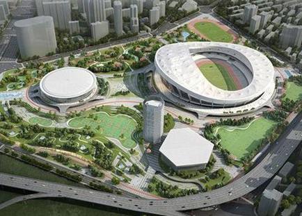 认识上海体育新地标