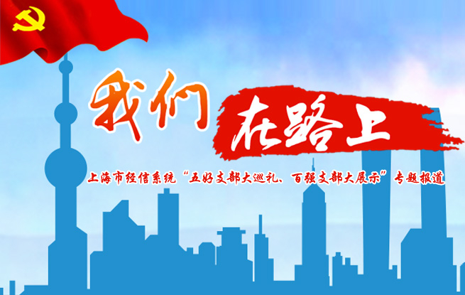 """【专题】上海经信系统""""五好支部大巡礼、百强支部大展示"""""""