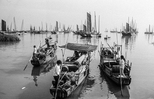 聚焦古帆船文化复兴 尔冬强丝绸之路视觉文献系列展览图片
