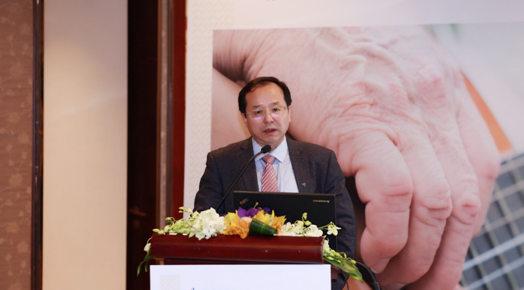 中国医学科学院阜外医院心力衰竭中心主任张健教授演讲