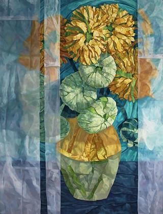 《解读:梵高向日葵》(齐新)图片