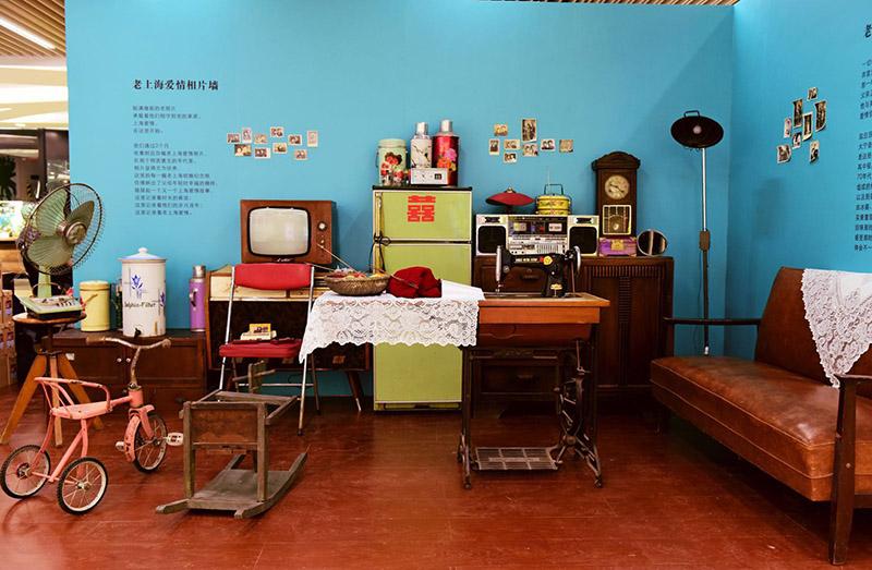 70年代怀旧物品_70、80年代老上海人专用物品空降大宁【组图】--上海频道--人民网