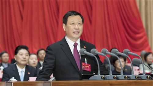 上海市市长应勇作政府工作报告:5年来GDP年均