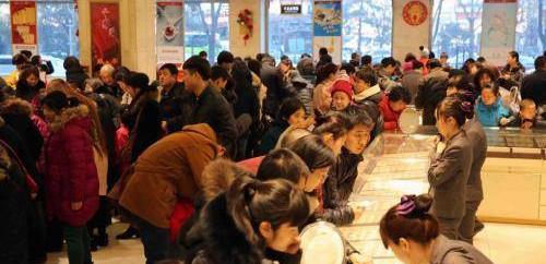 数说国人春节假期:今年过年,你把钱花哪了?