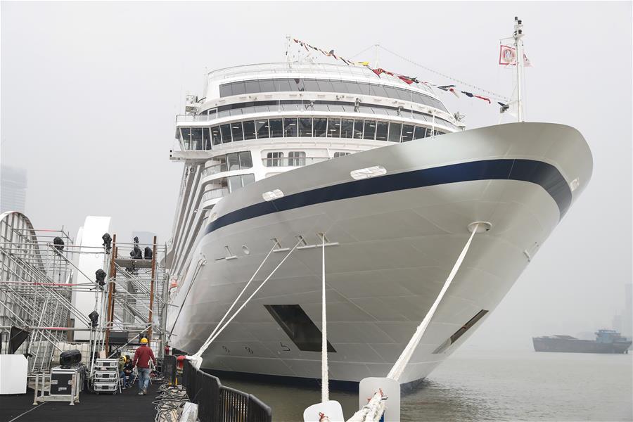 维京游轮首航上海 141天环航全球