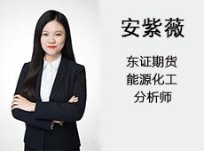 嘉宾:东证期货能源化工分析师安紫薇