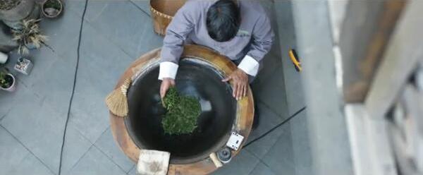 独家首发:中国故事之明前茶        当越冬芽开始脱落,茶树转为新绿,属于他们的繁忙已经到来…