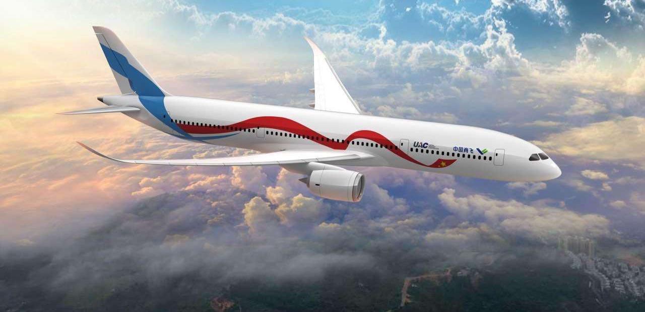 对标波音787 CR929预计于2025年前后首飞