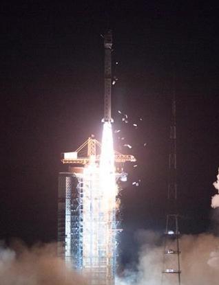 沪研首颗高光谱观测星 高分五号成功发射