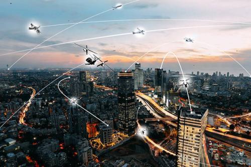 探索城市空中交通系统