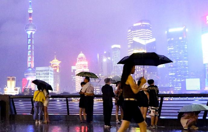 """本周申城6个""""雨日"""" 上海入梅可能就在这周!"""