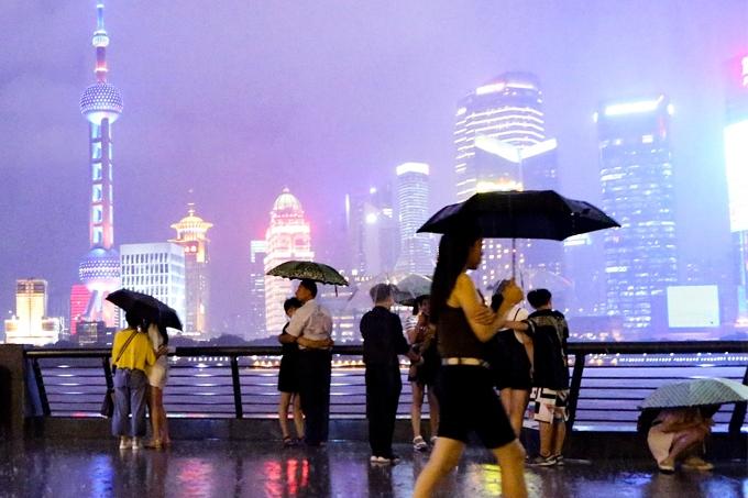 """6个""""雨日"""" 上海入梅可能在这周!"""