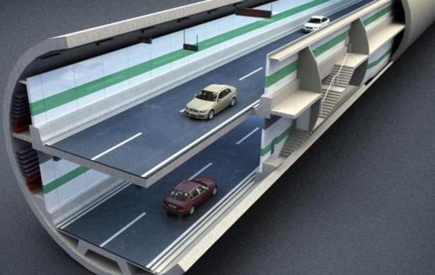 上海诸光路通道今贯通!地面道路今年9月建成