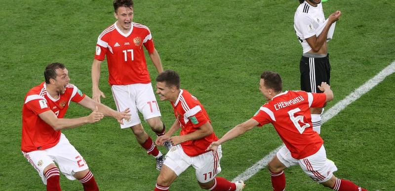 """首轮惊喜多,俄罗斯世界杯成""""纪录粉碎机"""""""