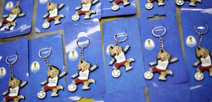 世界杯标识不是想用就能用 10万侵权手环被截