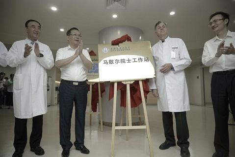 马医生特需门诊沪上开张 预约患者已超300人