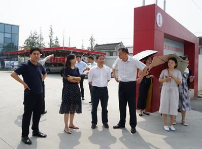 闵行区召开浦江镇乡村振兴专题会议