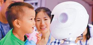 工博会展示科技创新成就第二十届中国国际工业博览会19日在上海开幕。本届工博会展览面积达28万平方米,参观人数预计突破17万人次……