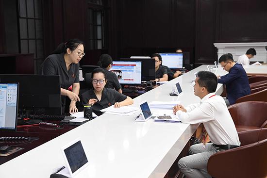 上海金融法院首月:收案728件标的额超百亿元