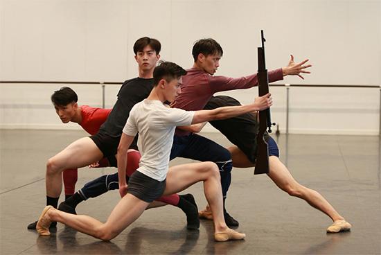 原创芭蕾舞剧《闪闪的红星》10月全球首演