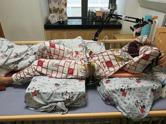 妙手医生救回花季少女被耽误的身高  2年只高了1厘米,可在上海交通大学医学院附属新华医院的一周里,花季少女敏敏……