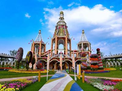 春节期间,闵行主要旅游景区共接待旅客约32.3万人次,无安全事故和游客投诉发生