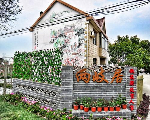 """上海浦东:""""家门口""""服务再出发 用""""美丽庭院""""留住乡愁"""