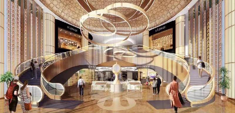 上海新世界城正在进行24年来最大改造