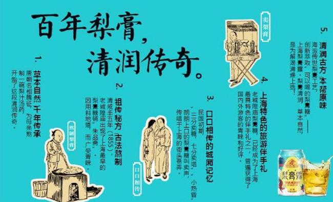 """传承中创新老字号""""触网""""上海百年老品牌活力频现"""