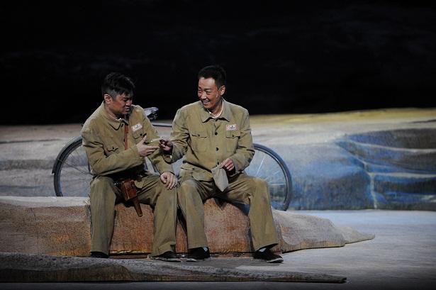 话剧《谷文昌》亮相第12届中国艺术节